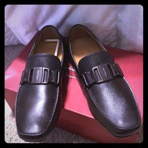 Salvatore Ferragamo Leather Men's Shoes